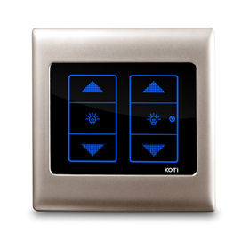 E度空間智能燈光控制器(可調光)