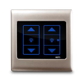 智能燈光控制器(聯(lian)動可調光)