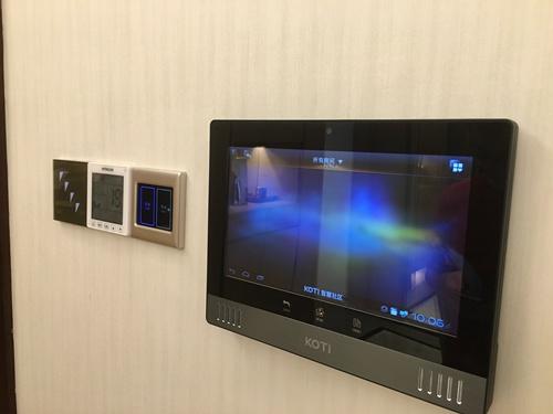 珠海红树别院--KOTI 10寸室内机